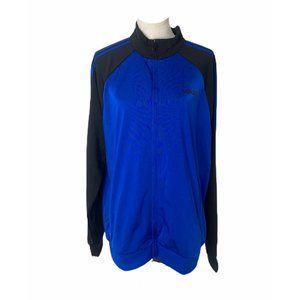 ~Men's size large adidas E-3S track jacket NWT